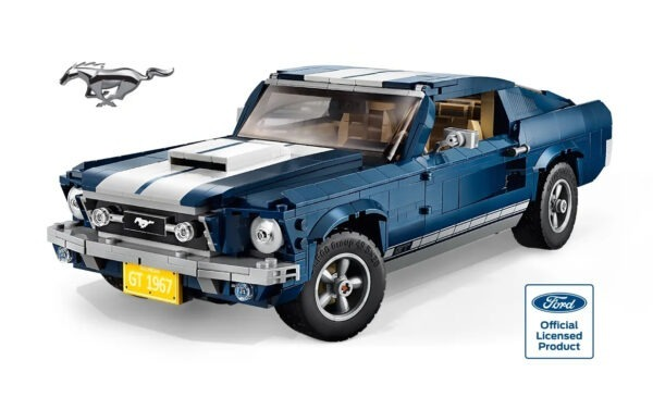 10265 Lego Ford Mustang CREATOR EXPERT