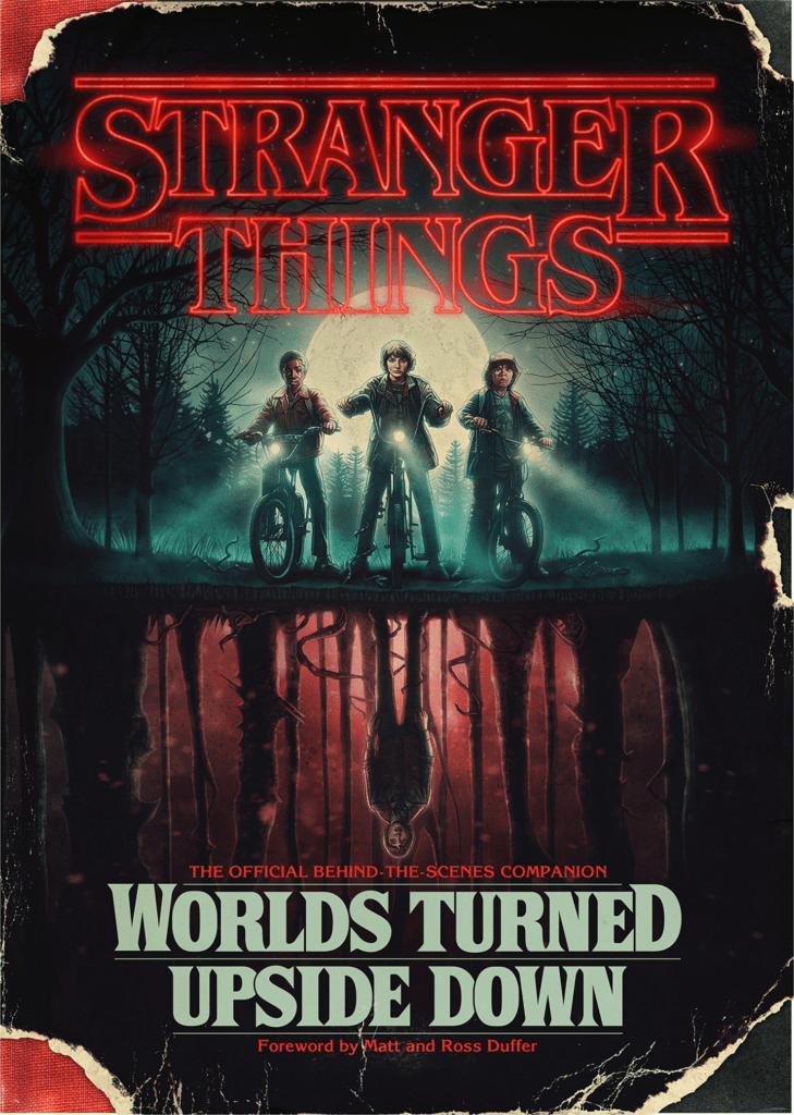 stranger things official book